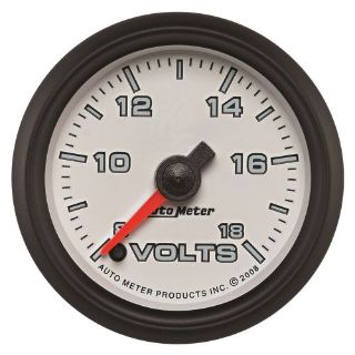 Sell AutoMeter 19592 Pro-Cycle Digital Voltmeter Gauge motorcycle in Naperville, IL, United States, for US $184.95