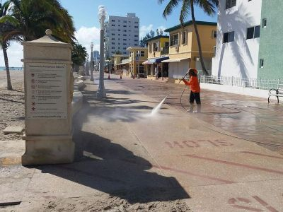 Hollywood Florida - Pressure Washing Service @ allpeopleschoice.com