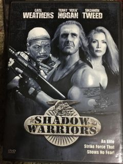 Shadow Warriors DVD. County line and 725.