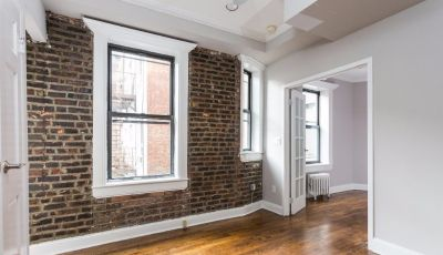 Newly renovated 1 bedroom with bright exposure.