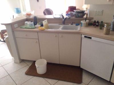 Melamime Kitchen Cupboards