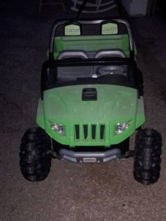 Power Wheels Artic Cat Jeep