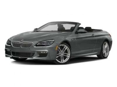 2016 BMW 6-Series 650i xDrive (Space Gray Metallic)