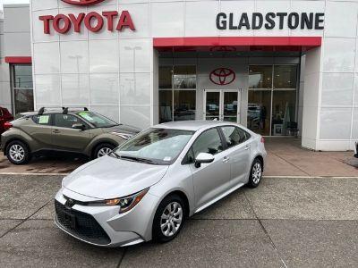 2020 Toyota Corolla (Silver)
