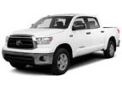 Used Toyota Tundra 2WD Truck 2013 Silver, 69.1K miles