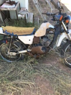 Kawasaki KE100B for parts