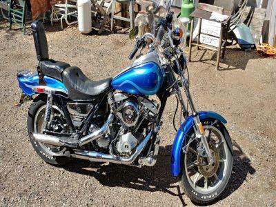 1982 Harley-Davidson FXR 1340CC 80ci Shovelhead