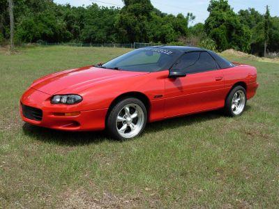 1998 Chevrolet Camaro Z28 (Red)