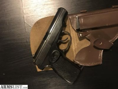 For Sale/Trade: East German makarov 9x18