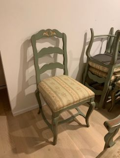 Dining chairs (set of 6)