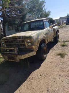 1979 Dodge Powerwagon