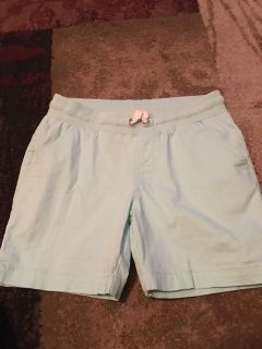 Cat & Jack lg 10/12 mint green shorts - ppu (near old chemstrand & 29) or PU @ the Marcus Pointe Thrift Store (on W st)
