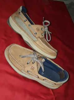Sperry's. Size 4M.