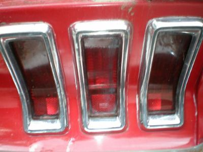 Purchase 1967-68 MUSTANG TAILLIGHTS A PAIR motorcycle in Baltic, Connecticut, United States, for US $60.00