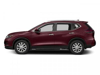 2017 Nissan Rogue SV (Palatial Ruby)