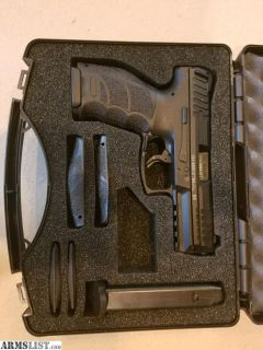For Sale: Used one time HK VP9