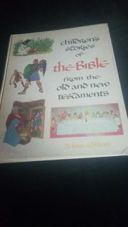 Cildrens stories of the bible
