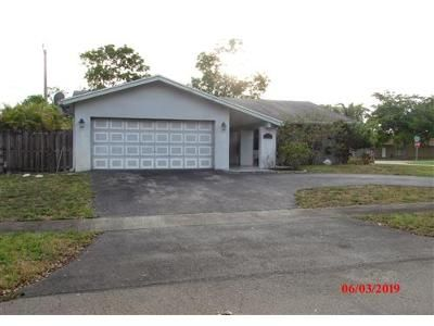 4 Bed 2 Bath Foreclosure Property in Fort Lauderdale, FL 33322 - NW 108th Ter