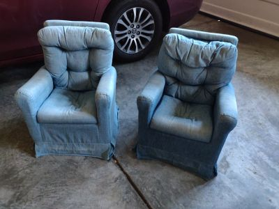 Toddler Arm Chairs
