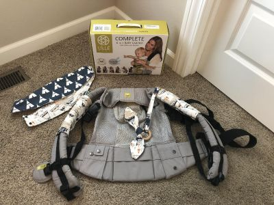Lille Baby Complete Airflow carrier