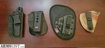 For Sale: Misc Holsters