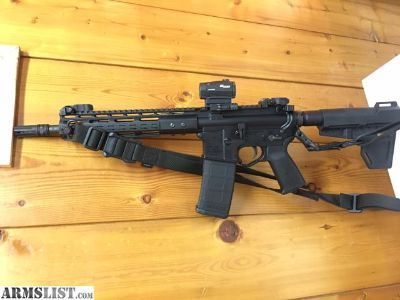 For Sale/Trade: two ar15 pistols