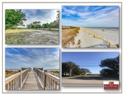 Golden Mile OCEANFRONT Lot-for Sale-Myrtle Beach, SC.