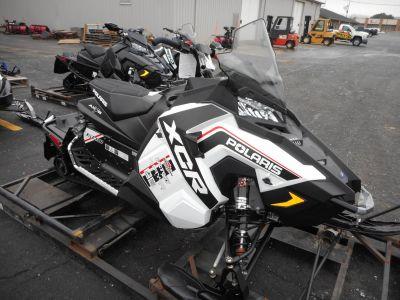 2018 Polaris 600 RUSH XCR SnowCheck Select Snowmobile -Trail Snowmobiles Belvidere, IL