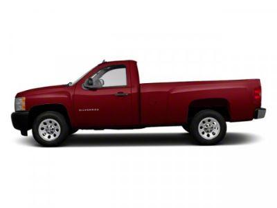 2013 Chevrolet Silverado 1500 Work Truck (Deep Ruby Metallic)