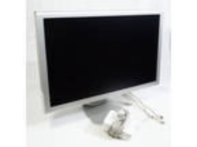 "Apple Cinema HD Display 23"" with Original 90W Power Adapter"