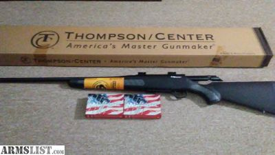 For Sale: New in the box Thompson center venture 25-06