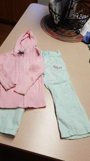 Size 2T outfit
