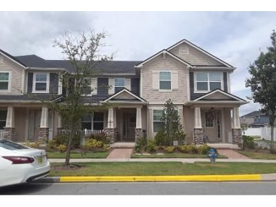 3 Bed 2.5 Bath Preforeclosure Property in Orlando, FL 32832 - Dufferin Ln