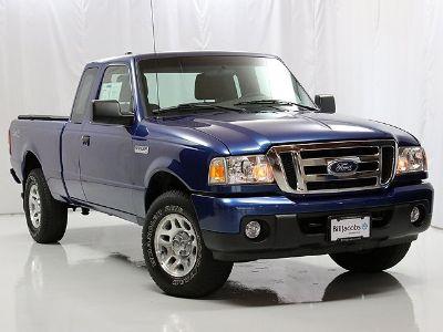 2011 Ford Ranger Sport (Blue)