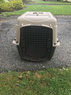 Smaller dog cage