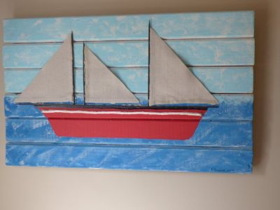 Hand made Ship/DIY project