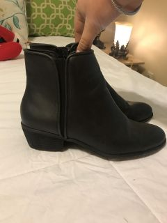 Size 10 booties. Good condition, worn once