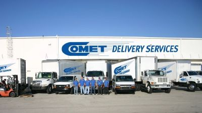 Trucks and Vans needed for Comet Delivery, earn up to $1,500 a week.