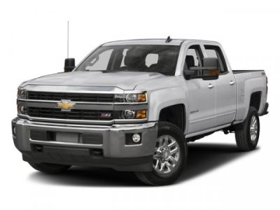 2017 Chevrolet Silverado 2500HD LT (Summit White)