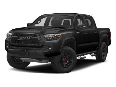 2018 Toyota Tacoma TRD Off Road 5` Bed V6 4x4 (Midnight Black Metallic)