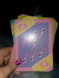Go fish cards game