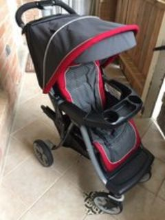 Graco Snugride Click Connect 35 with stroller (Travel System)