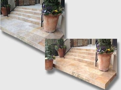 Natural Stone Tile Cleaning and Sealing Services