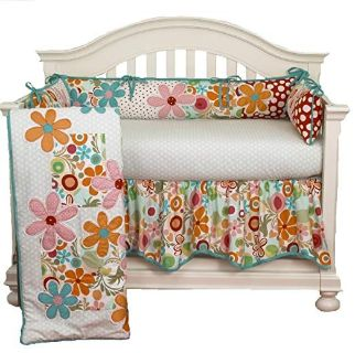 Lizzie Cotton Tale Crib or Toddler Bedding