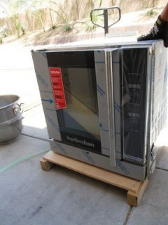 Gas Conv. Oven/ Proofer Holding Cabinet RTR#7041299-02