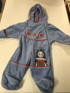 Thomas the Train Outdoor Hooded Onesie