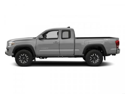 2018 Toyota Tacoma TRD Off Road Access Cab 6' Bed (Silver Sky Metallic)