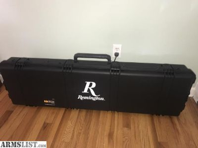 For Sale: Remington 700 Pelican Case