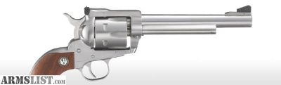 For Sale: WTB - Want to buy Ruger Blackhawk 357 Stainless