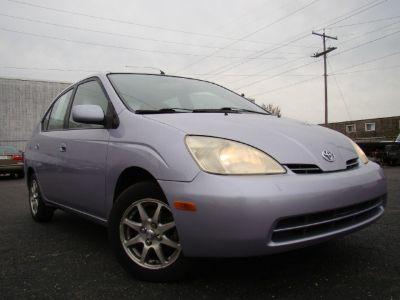 2002 Toyota Prius 4dr Sdn